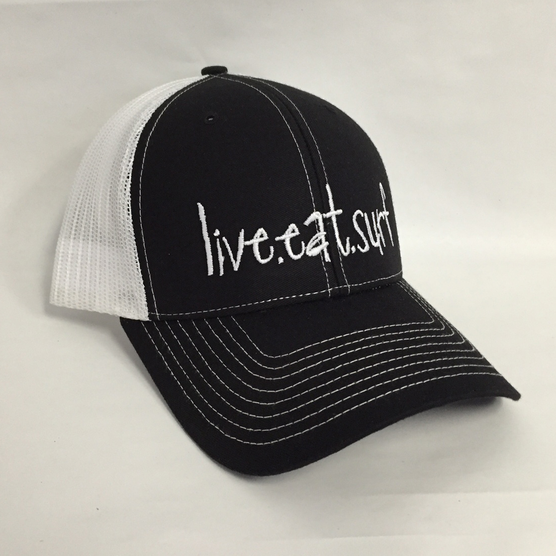 Live. Eat. Surf. Merchandise Hat