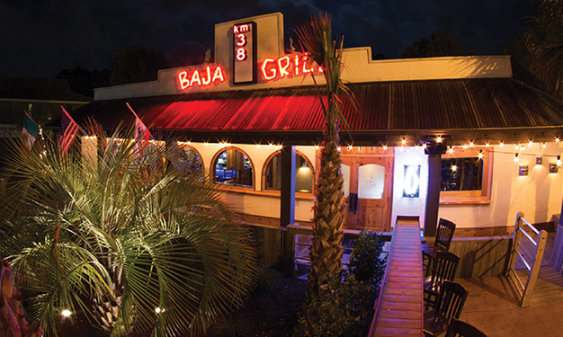 k38 Baja Grill Mexican Restaurant Wilmington NC